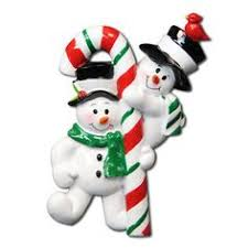 we u0027re expecting snowman family 4 snowman christmas ornament
