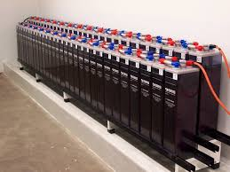 stationary batteries and standby power batteries