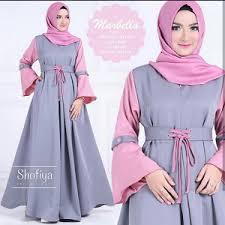 Grosir Baju Muslim jual baju muslim murah grosir baju muslim murah marbella pr001