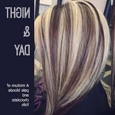 long blonde hair with dark low lights platinum blonde hair with dark lowlights pinwanda demings on hair