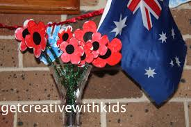 anzac day poppies getcreativewithkids