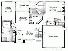 eplans mediterranean house plan high ceilings 2409 square feet