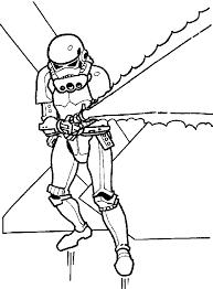 stormtrooper coloring kids coloring