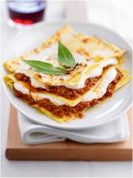 cuisiner sans lactose lasagnes bolognaises sans lactose recette candia