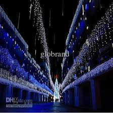 interesting ideas blue and white lights led 70 m5 icicle