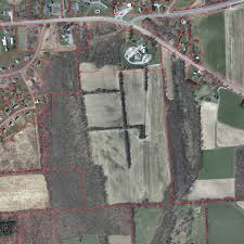 Property Lines Map Dunning Tract U2013 The Skaneateles Conservation Area