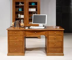bureau informatique bois massif armoire informatique bois fashion designs