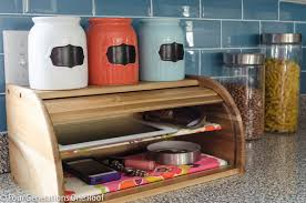 kitchen counter storage ideas 8 easy kitchen storage solutions