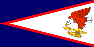 World Flag American Samoa A Short Spot On The Flag And Nation U2022 Lazer Horse