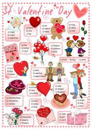 237 free esl valentine worksheets