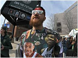 milwaukee bucks fan pack check out our favorite photos from the bucks big playoff weekend vs