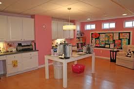 home decor pretty in pink deana boston craft storage ideas