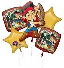 jake neverland pirates balloons ebay