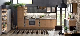 cuisine images cuisine en l et équipée modena par cuisines ixina debussy
