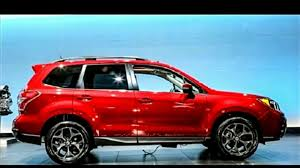 subaru forester red 2017 2018 subaru forester redesign new car 2018