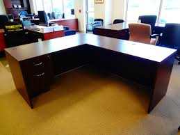Z Line L Shaped Desk by Used Office Furniture Used Office Chairs Used Office Desks
