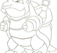 pokemon coloring pages google search blastoise coloring page free printable pokemon pages cartoons mega