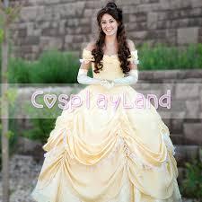 Halloween Costumes Belle Beauty Beast Belle Beauty Beast Costume Promotion Shop Promotional Belle
