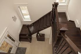 custom stairs woodland horizon