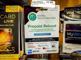 cvs prepaid cards using vanilla reloads to meet credit card spend requirements