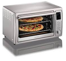 Toaster Oven Dimensions Krups Deluxe Convection Toaster Oven Stainless Steel Ok710d51