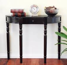 Hall Table Decor 30 Inch High Console Table Console Table Small Hallway Console