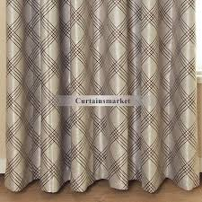 grey color elegant style wholesale curtains from china
