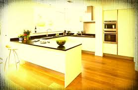 yellow kitchen with dark cabinets the best home design