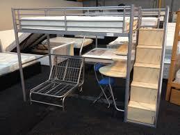 High Sleeper With Futon Venus Luxury High Sleeper Bunk Bed Sleepland Beds