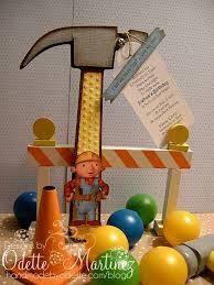 bob builder invitation