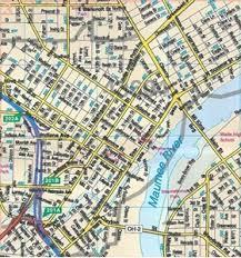 toledo ohio map themapstore toledo ohio map