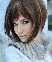 graduated bob hairstyles with fringe 10 angled bob haircuts 2017 hairstyles inspiration
