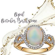 opal october birthstones u0026 their meanings month by month guide