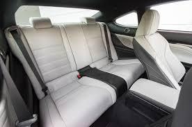 lexus rc f red interior 2016 lexus rc 350 f sport one week review automobile magazine