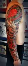 japanese dragon tattoo sleeve designs 47 sleeve tattoos for men