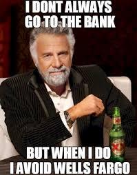 Stealing Memes - wells fargo memes wellsfargomemes wellsfargo banks thieves