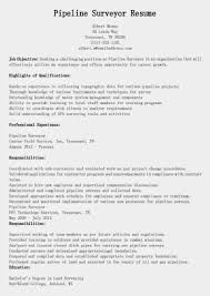 Resume Requirements Cover Letter Land Surveyor Resume Land Surveyor Resume Examples