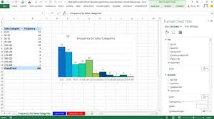 youtube pivot tables 2016 excel 2013 pivottables charts for descriptive statistics from raw