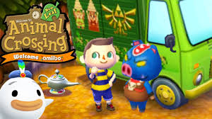 animal crossing new leaf welcome amiibo update new features