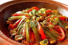 cuisine du maroc choumicha tajine aux légumes délicieux choumicha cuisine marocaine
