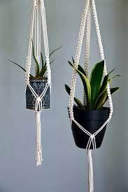 40 elegant diy hanging planter ideas for indoors diy hanging