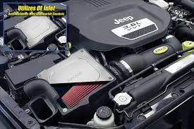cold air intake for jeep airaid 311 132 cold air intake for 2012 2013 jeep wrangler jk