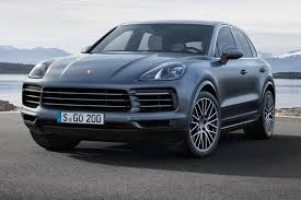 2017 porsche cayenne gts blue does the new porsche cayenne set the luxury suv bar