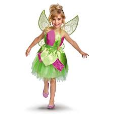 fairy costumes for toddler girls deluxe tinker bell disney girls
