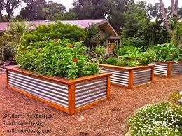 Garden Beds Design Ideas Ideas For Raised Garden Beds Raised Garden Bed Design