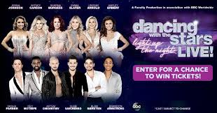dwts light up the night tour dancing with the stars live dwtslivetour twitter