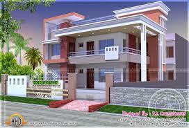 nice modern house floor plan indian plans home building plans