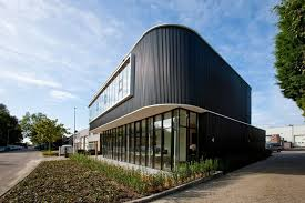 cool building designs the verkerk group office building design by egm architects