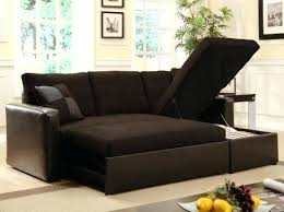 Sleeper Sofa With Storage Sectional With Storage Microfiber Sectional Sleeper