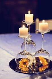 wedding table decorations candle holders stunning handmade wedding table decorations chwv